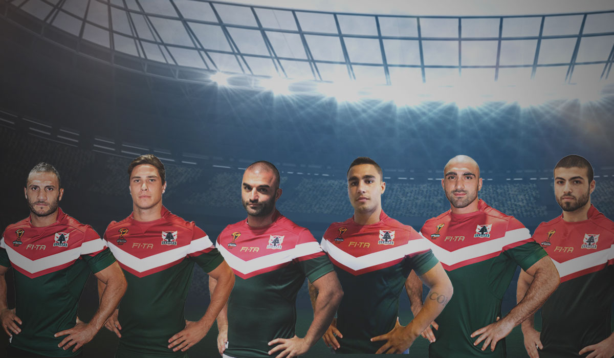 MEET THE LEBANESE NATIONAL TEAMS