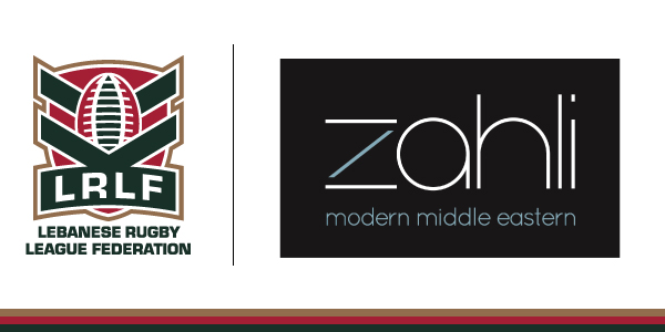 ZAHLI RESTAURANT JOIN CEDARS RUGBY LEAGUE WORLD CUP CAMPAIGN