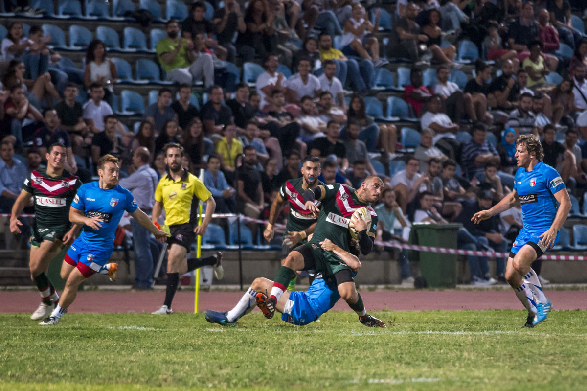 Lebanese Players' Opportunity Of A Lifetime At Rubgy League World Cup